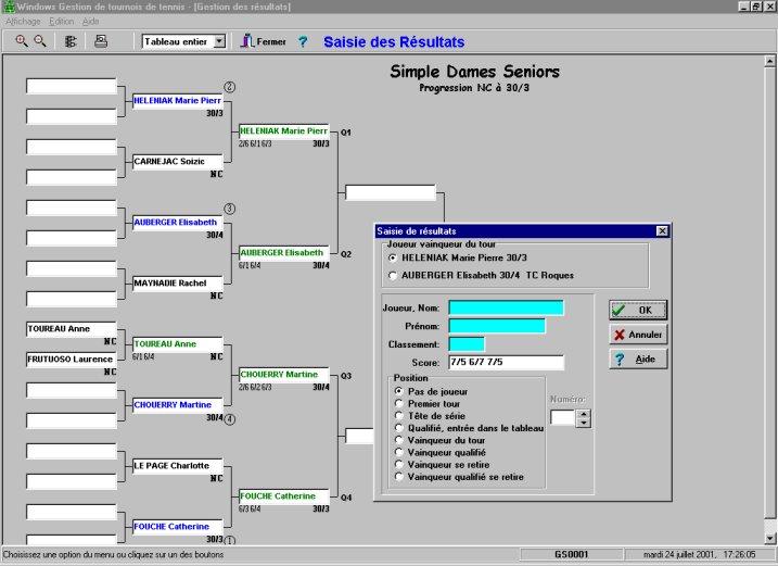 Wtennis Espace Telechargement